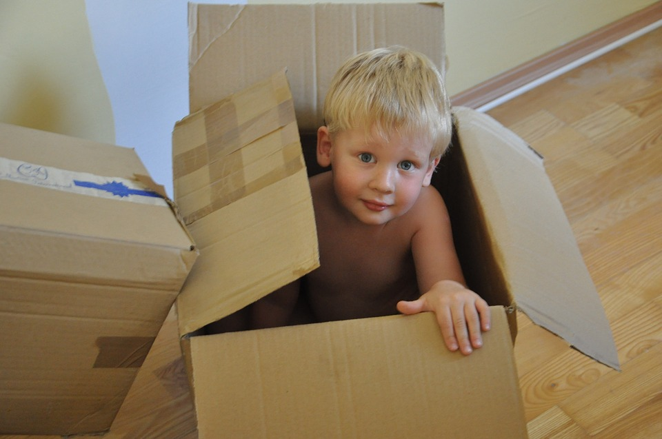 How long can a child be out of school when moving