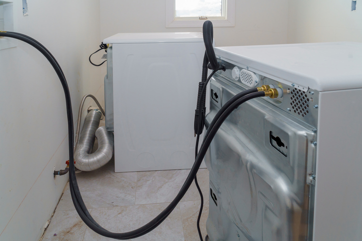 How to drain a washing machine for moving
